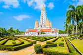 Thai temple chonburi — 图库照片