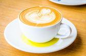 拿铁咖啡 — ストック写真