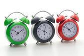 Clocks — Stockfoto