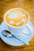Hot Coffee — Stock Photo