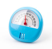 One Hygrometer — Stock Photo