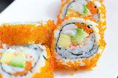 Japanische sushi — Stockfoto