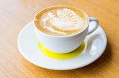 Café com leite — Foto Stock