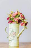 Flower vase decoration — Stockfoto