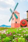 Windmill — 图库照片