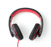 Headphone isolated on white — Stock Photo