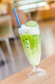 Tè verde freddo — Foto Stock