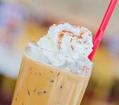 Iced mocha kaffee — Stockfoto