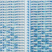 Windows office building background — 图库照片