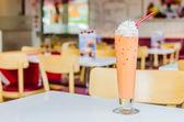 Tajskiej herbaty lód — Zdjęcie stockowe