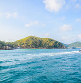 Island in Thailand — Stockfoto