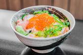 Insalata di salmone — Foto Stock