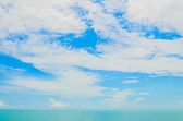 Tropical ocean — Foto Stock