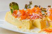 Japanese Omelette — Stock Photo