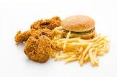 Fast-food — Zdjęcie stockowe