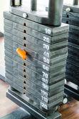 Fitnessgeräte — Stockfoto
