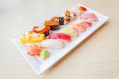 Bliska sushi — Zdjęcie stockowe
