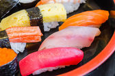Close up of Sushi — Stockfoto