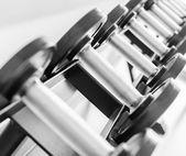 ジム機器 — ストック写真