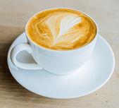 Café con leche — Foto de Stock