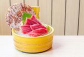 Tuna sashimi — Stock Photo
