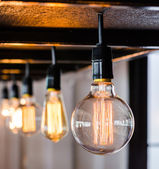 Close up of lamp — Foto de Stock