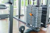 Gym equipment — Stock Photo