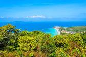 Koh larne adası tropik sahil — Stok fotoğraf