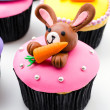 Easter cupcakes — Stock Photo #49883755