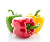 Fresh peppers — Stockfoto