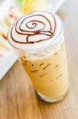 Iced mocha kaffe — Stockfoto