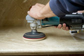 Grinding machine — Stock Photo
