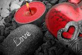 Love stil live — Stock Photo