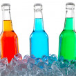 Icecold drinks — Stock Photo #19633895