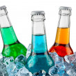 Stock Photo: Icecold drinks