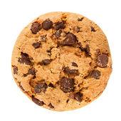 Chocolate cookie — Stock Photo