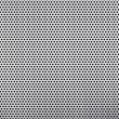 Stock Photo: Perforated metal plate