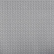 Foto Stock: Perforated metal plate