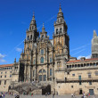 Santiago Cathedral — Stock Photo #16184321