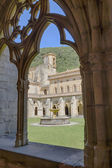 Monastery of Irantzu - Cloister — Stock Photo