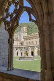 Monastery of Irantzu - Cloister — Stock Photo