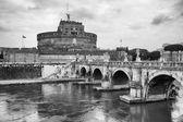 Castel Sant'Angelo — Stock Photo