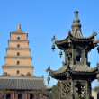 Wild Goose Pagoda in Xi'an — Stock Photo