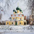 Transfiguration Cathedral in Uglich Kremlin, Russia — ストック写真 #15732165