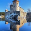 Castle Olavinlinna in Savonlinna, Finland — Stock Photo
