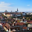 Stock Photo: Panoramof Tallinn Old Town, Estonia