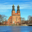 Cloisters Church in Eskilstuna, Sweden — Photo