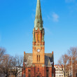 Stock Photo: Paulus Church in Oslo, Norway