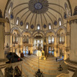 Interior of the Little Hagia Sophia in Istanbul - Stock Photo