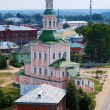 Church of the Nativity in Totma, Russia — Stock Photo